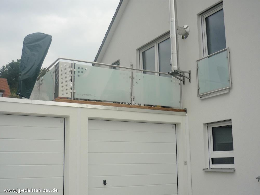 Glas Karlsruhe edelstahlgeländer mit glas jg edelstahlbau karlsruhe