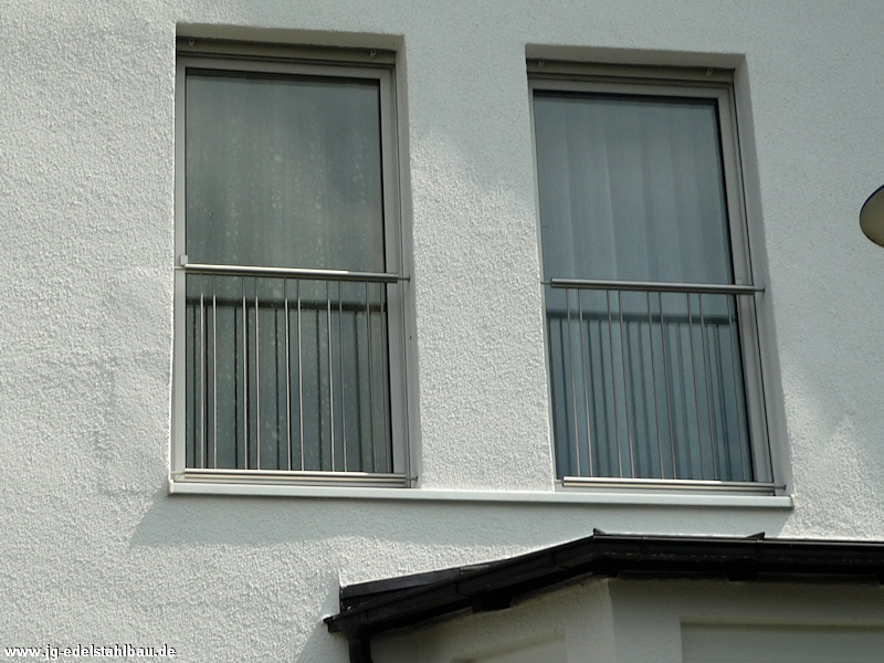 balkone aus edelstahl jg edelstahlbau karlsruhe. Black Bedroom Furniture Sets. Home Design Ideas